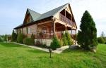Luksusowy całoroczny dom drewniany z basenem i Spa - jezioro NARTY