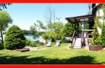 Rodzinny dom letniskowy JULIA nad samym jeziorem
