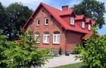 Dom nad samym jeziorem całoroczny dla 12 osób (4 rodziny)
