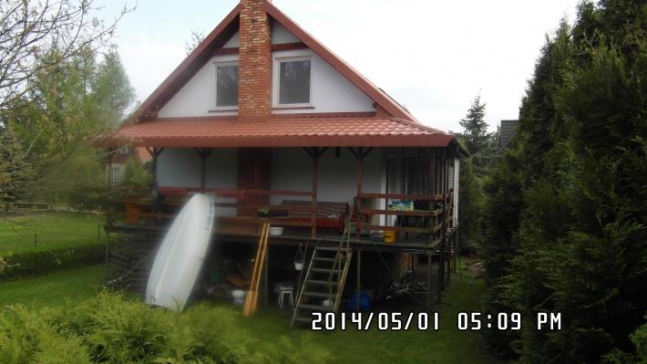 Kawałek domu i trochę zieleni ;)
