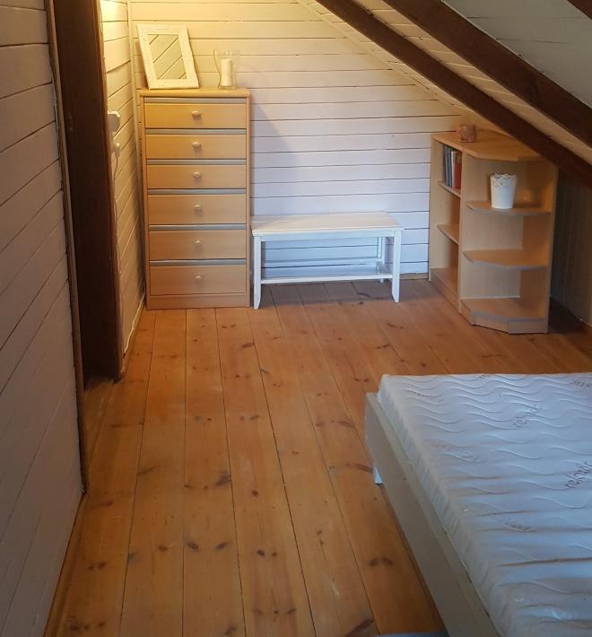 kameralna sypialnia jednoosobowa