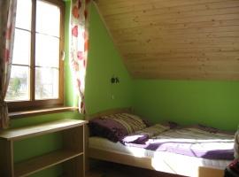 Sypialnia - domek nr 4