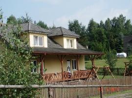 Domki na Mazurach - Domek 1