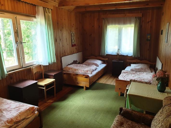 3-osobowy pokój na I piętrze