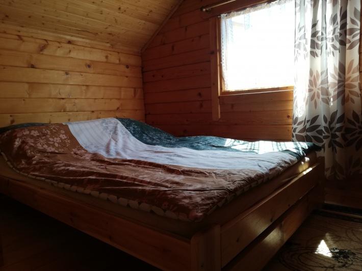 2 sypialnia małżeńska na antresoli.