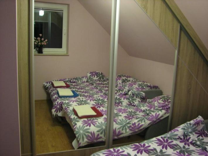 Pokój nr 1 - różowy