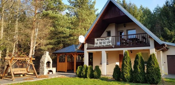 Dom Jerutki, 10-osobowy, zaprasza
