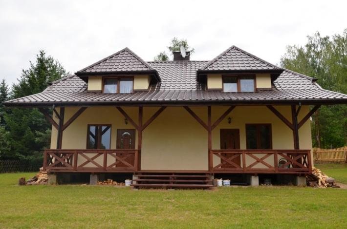 Domki na Mazurach - Domek 2